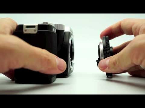 The Pentax K 01 Overview and Video Samples