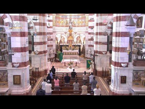 Messe du 7 juin 2021 à Notre-Dame de la Garde