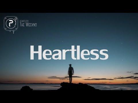 The Weeknd - Heartless (Lyrics)