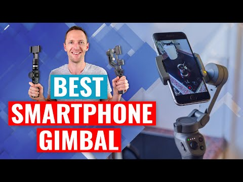 Best Smartphone Gimbal 2018? (Zhiyun Smooth 4 vs Osmo Mobile 2)
