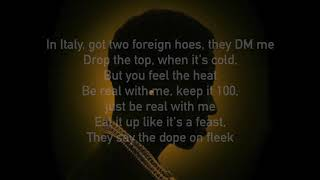 Gucci Mane   I Get The Bag Feat. Migos (Lyrics Lyric Video)