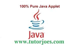 Java Video programming Tutorials
