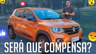 Vale a pena? Renault Kwid Intense