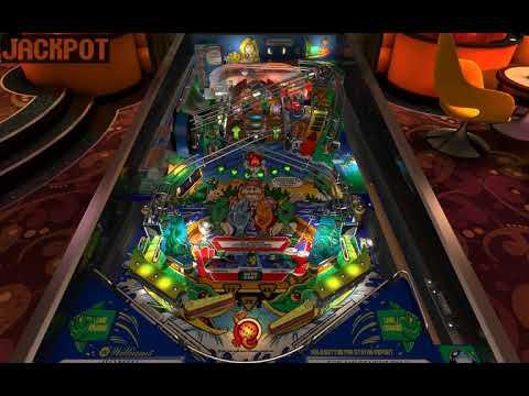 Williams Pinball Beta - UPDATE 09 07  :: Pinball FX3 General