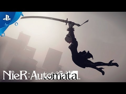 Trailer de NieR: Automata Day One Edition