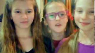 День рождение Нашей Kiski)))12 лет ....но это 1 видео)