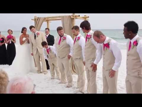 Lost Wedding Ring and Bride Doesn't Panic