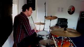 Shayne Ward - 2nd Audition - Fake - Drums
