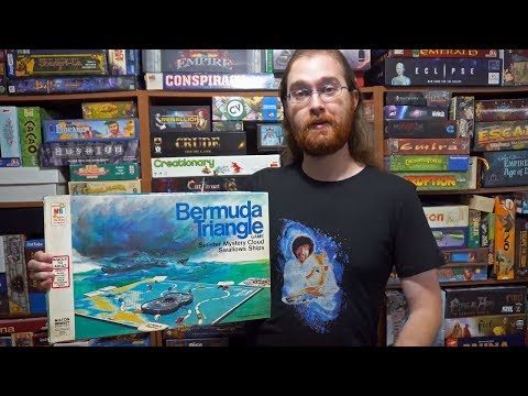 Overly Critical Gamers - Bermuda Triangle - Instructional/Gameplay/Review