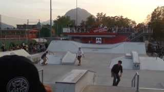 preview picture of video 'Skatepark Lugano - Halloween Contest Finals'