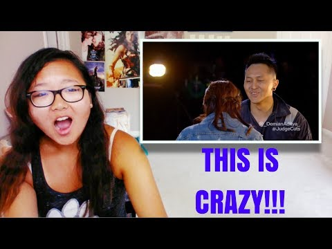 Demian Aditya: Escape Artist Attempts Deadly Performance - America's Got Talent 2017 REACTION!!! (видео)