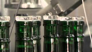 preview picture of video 'Schloss Vollrads / Abfüllung, Glas-Verschlüsse'