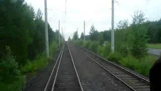 Усть-Илимский скоростной трамвай