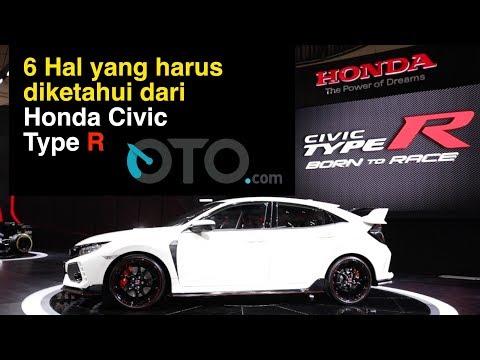 6 Hal Dari Honda Civic Type R I OTO.com