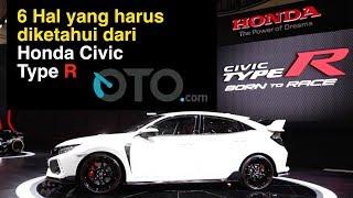 6 Hal Dari Honda Civic Type R I