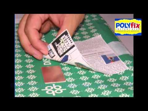 Polyfix Cyanoacrylate Adhesive 250 Gm Plastic Bottle