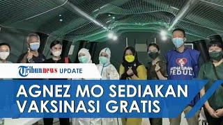 Bantu Program Pemerintah Tangani Covid-19, Agnez Mo Sediakan Vaksinasi Gratis untuk Masyarakat
