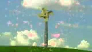 Teletubbies Theme Song Slowed Down- Terrifying
