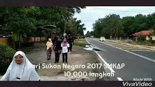Hari Sukan Negara 2017 SMKAP: 10,000 Langkah