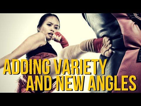Adding Variety to Your Muay Thai Training   Muay Thai Fitness ...