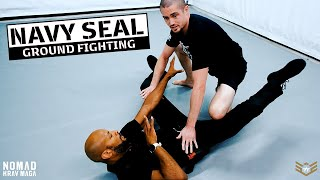 Former Navy SEAL and Krav Maga Expert Teach How to Escape the Mount