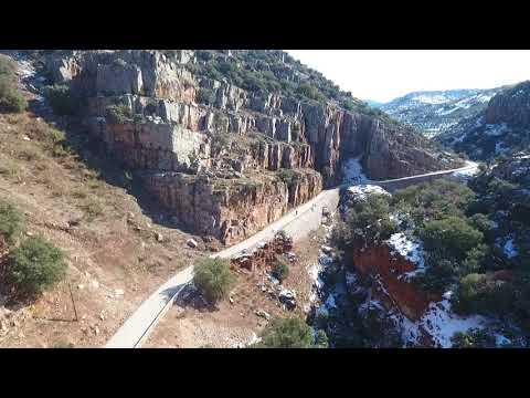 Reserva Estrecho del Hocino - Salobre (Albacete)