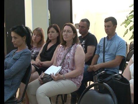 Видео: встреча с советом общественности Завокзального района