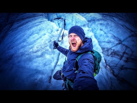Gletscherwanderung mit Steigeisen und Eispickel auf den Ortler 3.905 Meter | Fritz Meinecke