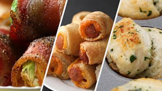 Five-Ingredient Appetizers For Last-Minute Holiday Parties •Tasty