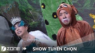 [Show Tuyển Chọn] HỘI NGỘ DANH HÀI - TẬP 3 - CHÍ TÀI - TRẤN THÀNH - HARI WON - LONG NHẬT