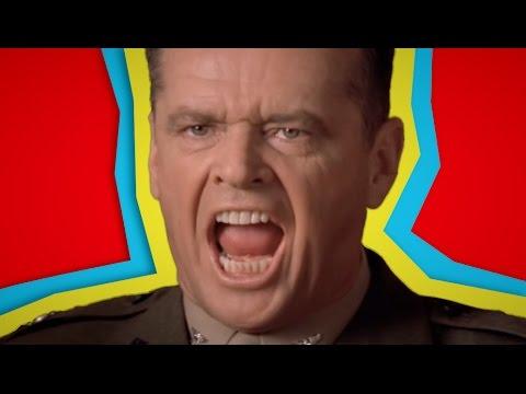 Jack Nicholson: Umění vzteku