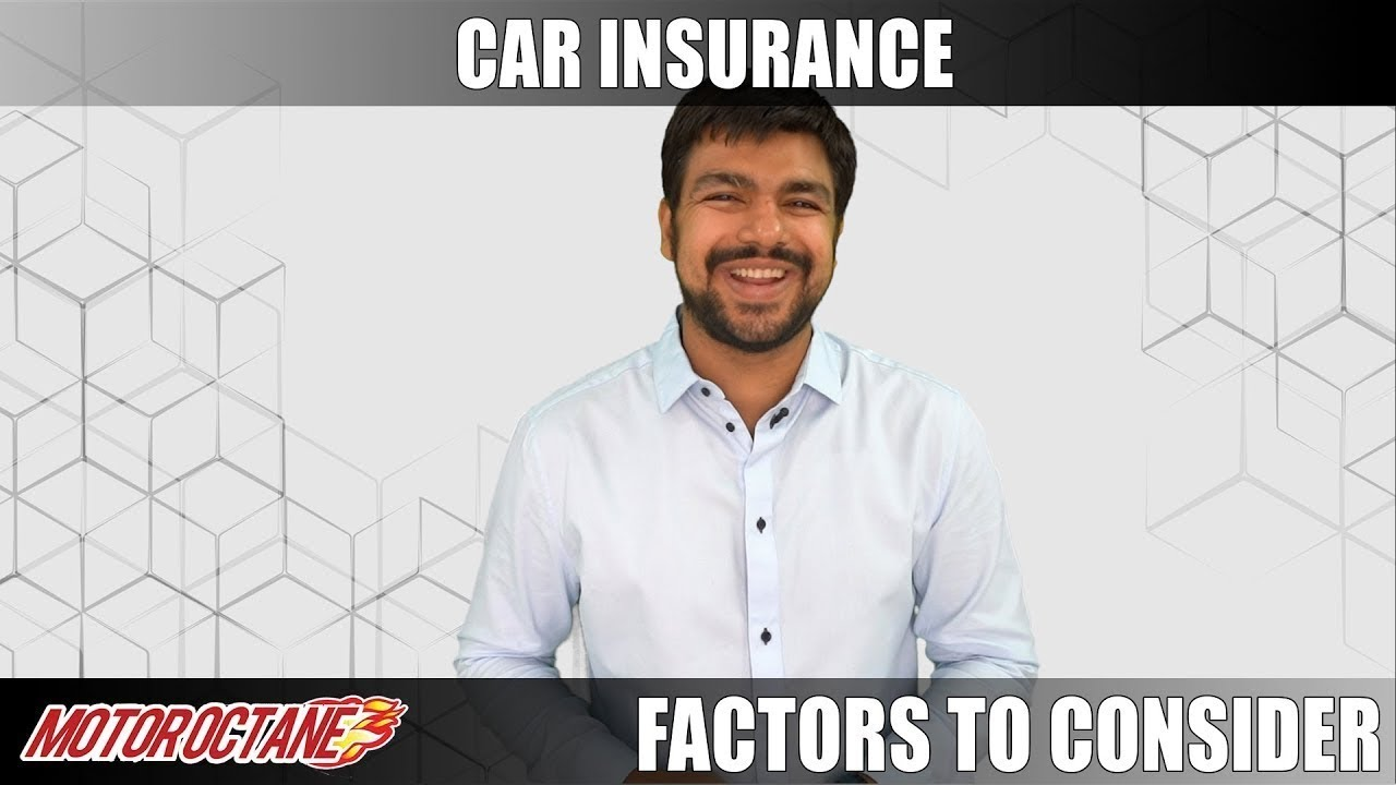 Motoroctane Youtube Video - Car insurance I chose - Best for you ? | Hindi | MotorOctane