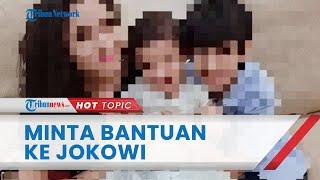 Bocah 11 Tahun Minta Bantuan ke Jokowi, Tak Tahan Ayahnya Sering Lakukan KDRT dan Mabuk-mabukan