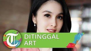 Sandra Dewi Ditinggalkan ART karena Diberi Gaji Kelewat Batas