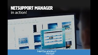 NetSupport Manager video
