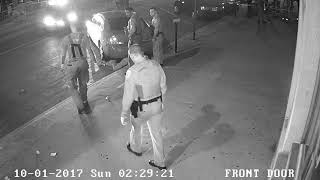 Akron Police Shooting. October 1, 2017