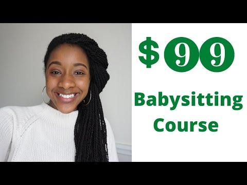 Babysitting Course 101