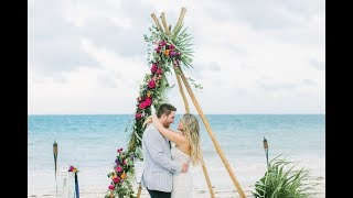 HOW TO PLAN A DESTINATION WEDDING!