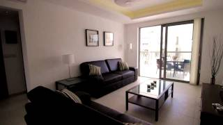 preview picture of video 'Cyprus 2 bed luxury apartment in Mazotos, Cyprus'