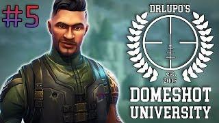 Fortnite - Domeshot University #5 - July 2018   DrLupo