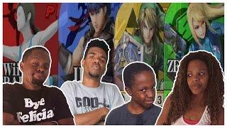 SUPER FAMILY SMASH!! - Super Smash Bros. Wii U Gameplay