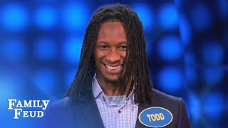Number One! Wait... | Celebrity Family Feud
