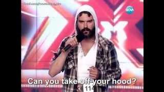 Amazing Voice Sings Nessun Dorma On X Factor