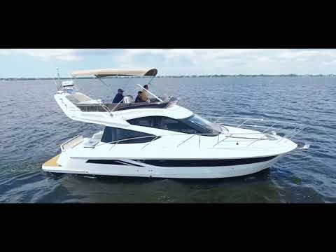 Galeon 380 Fly video