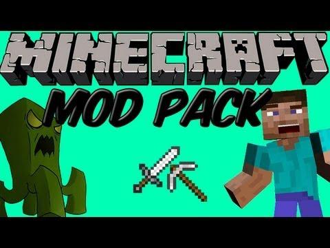 Minecraft Pack Mod #1 - Optifine/MiniMap/Timber [1.5.2] + [Download]