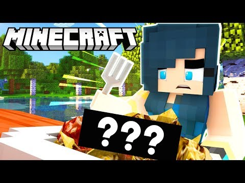 FIRST NIGHT! DO WE REALLY HAVE TO EAT THAT!? | Krewcraft Minecraft Survival | Episode 1 mp3