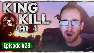 DOUBLES WITH NADESHOT | H1Z1 King of the Kill #29