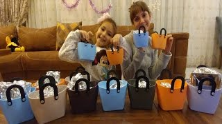 Çantamdan Ne çıkacak Binbir Sürpriz Dolu çantalar,kutumdan Ne çıkacak, Eğlenceli çocuk Videosu