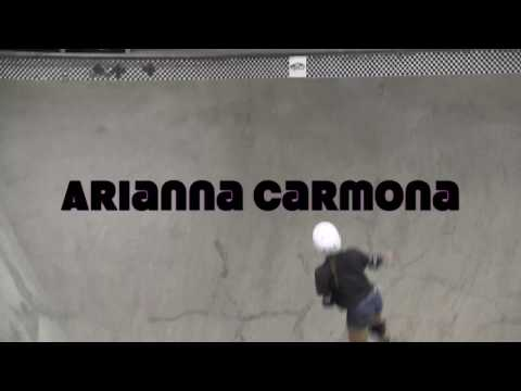 A night in the Combi with Arianna Carmona