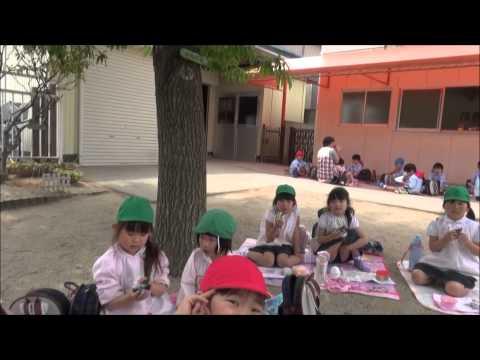 笠間 友部 ともべ幼稚園 子育て情報「今年度初 おにぎりおべんとうの日」